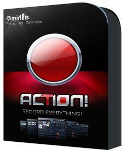 Mirillis Action Full Version & Crack
