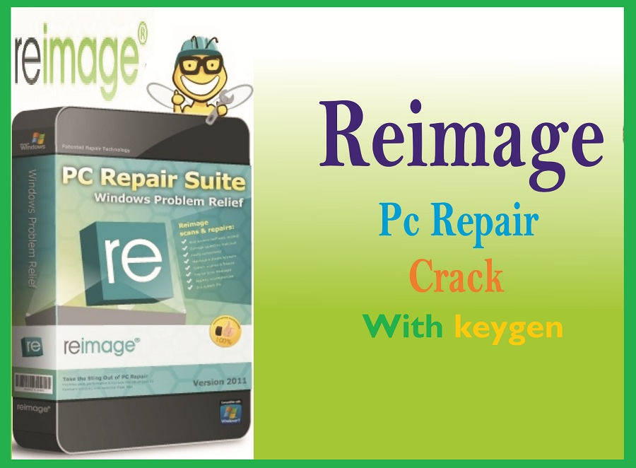 Reimage PC Repair Keygen + License File