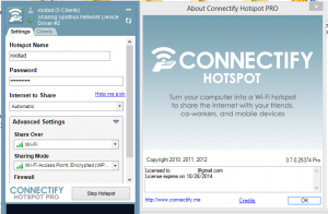 Connectify Hotspot Full Crack + License Key