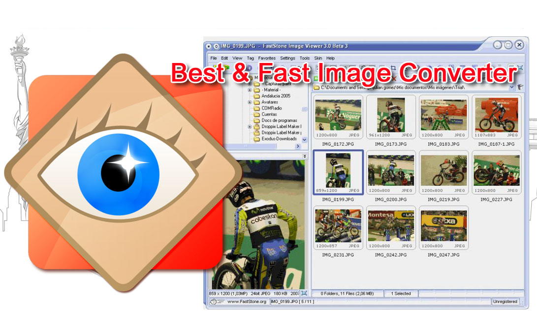 Faststone image viewer free download.