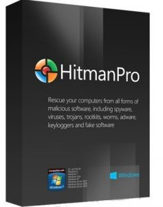 HitmanPro 3.8.0 Crack + Product key