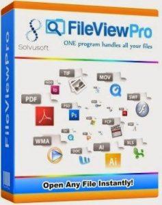 FileviewPro 2019 License Key + Crack