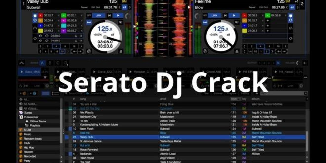 Serato DJ 2.1 Crack + Patch