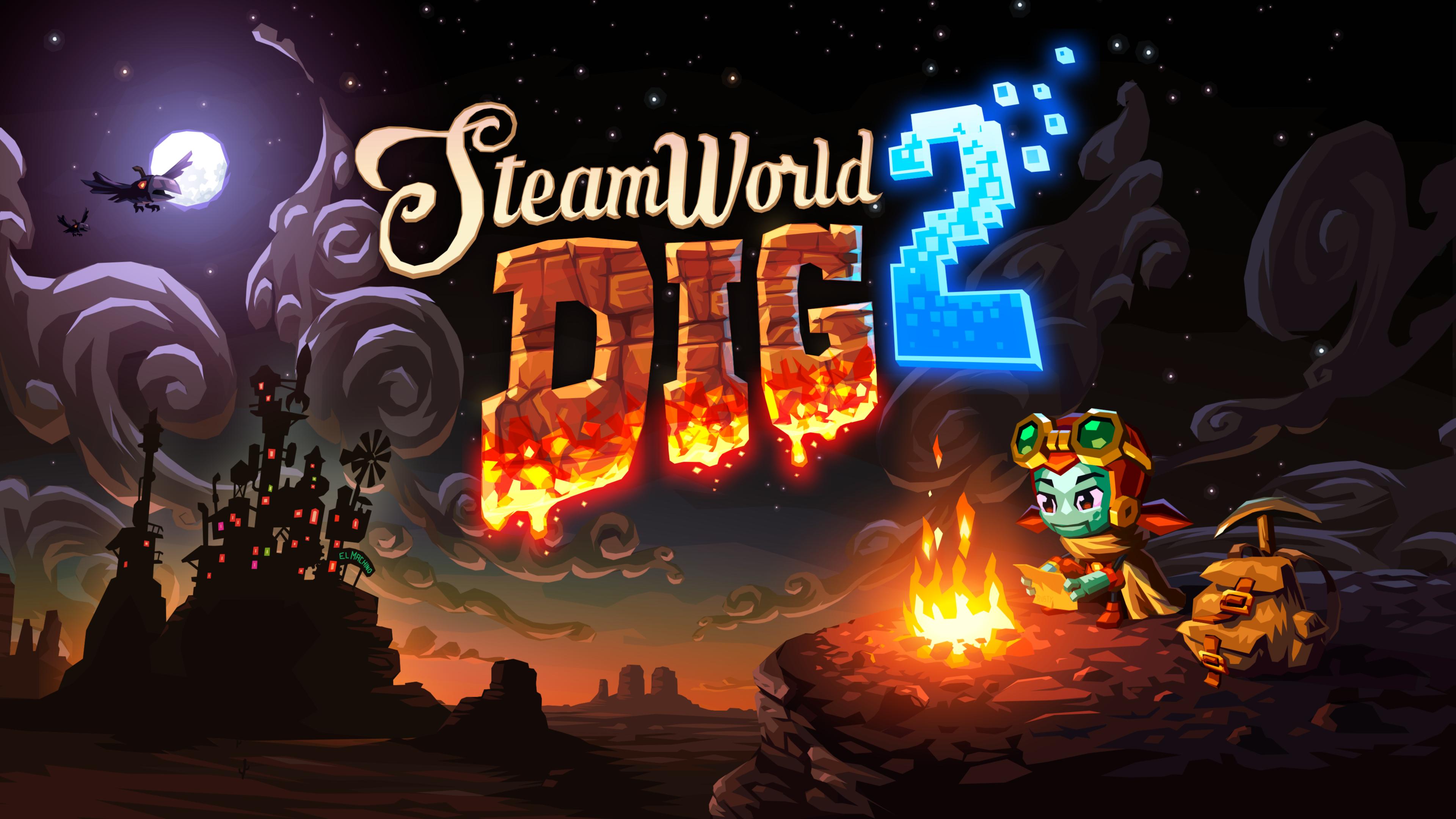 download steamworld dig 2 free