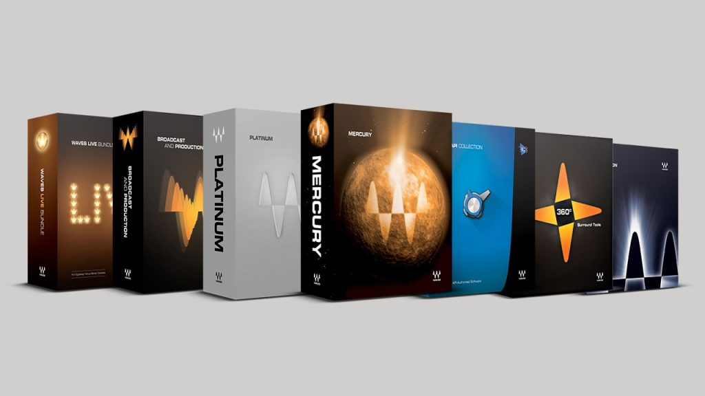 Waves All Plugins Bundle With Latest Version Download (28 july 2019