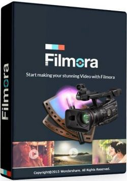 WonderShare Filmora 9.0.5.1 Crack With Keygen & Patch