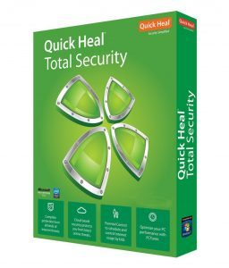 Quick Heal Total Security Crack With Product keys