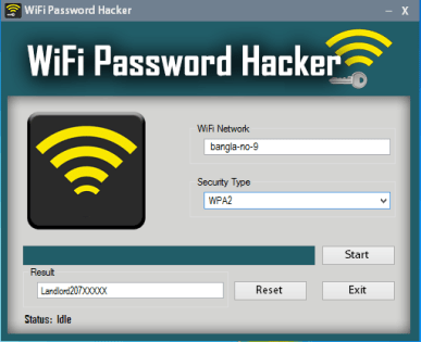 WiFi Password Hacker With Updated Serial Key