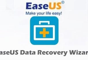 easeus data recovery wizard crack With Serial keys