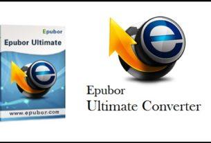 epubor ultimate converter crack Download Full Latest