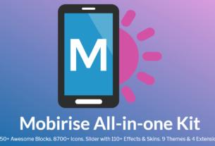 Mobirise crack Free License Key Download Full